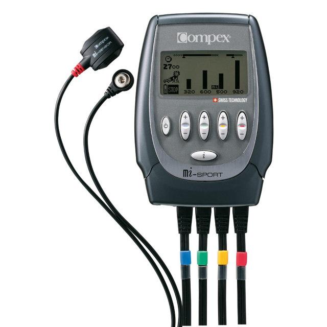 Electroestimuladores compex y Entrenamiento con electroestimulacion