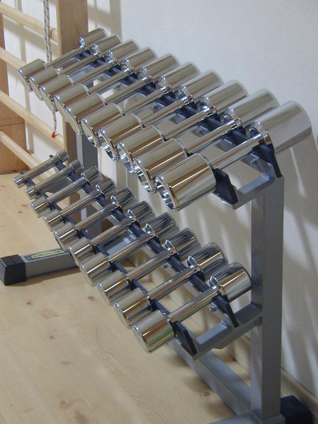 Ejercicios de fuerza para perder peso, kilos y grasa. Fuente imagen www.sxc.hu/