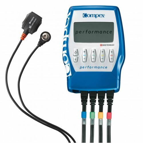 electroestimuladores compex, globus, cefar para dar masaje. Fuente imagen globus.com