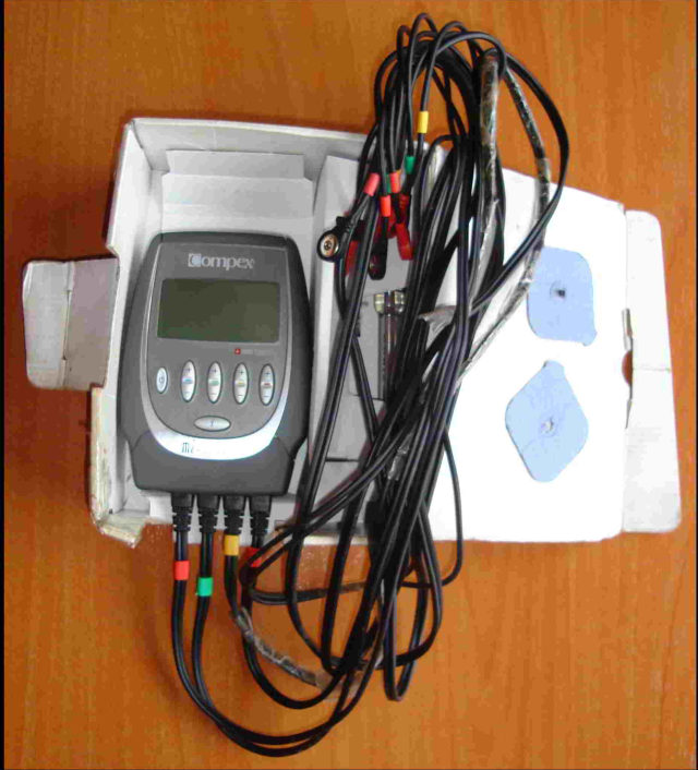 evita los cables rotos de tu electroestimulador