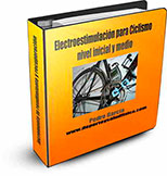 El libro que te enseña a utilizar la electroestimulación aplicada al ciclismo