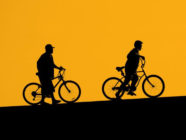 Entrenamiento de ciclista y ciclismo en invierno en www.deporteysaludfisica.com Fuente imagen www.sxc.hu/