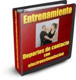 Entrenamiento de contacto con y sin electroestimulación en www.electroestimulaciondeportiva.com