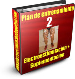 Entrenamiento de Electroestimulacion mas suplementación