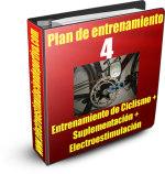 Entrenamiento electroestimulación para ciclismo mas suplementacion en www.electroestimulaciondeportiva.com