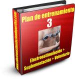 Entrenamiento de Electroestimulacion más voluntario más suplementaicón www.electroestimulaciondeportiva.com