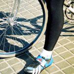 Entrenamiento de ciclismo en invierno (parte 5) Bicicleta y los dos motores