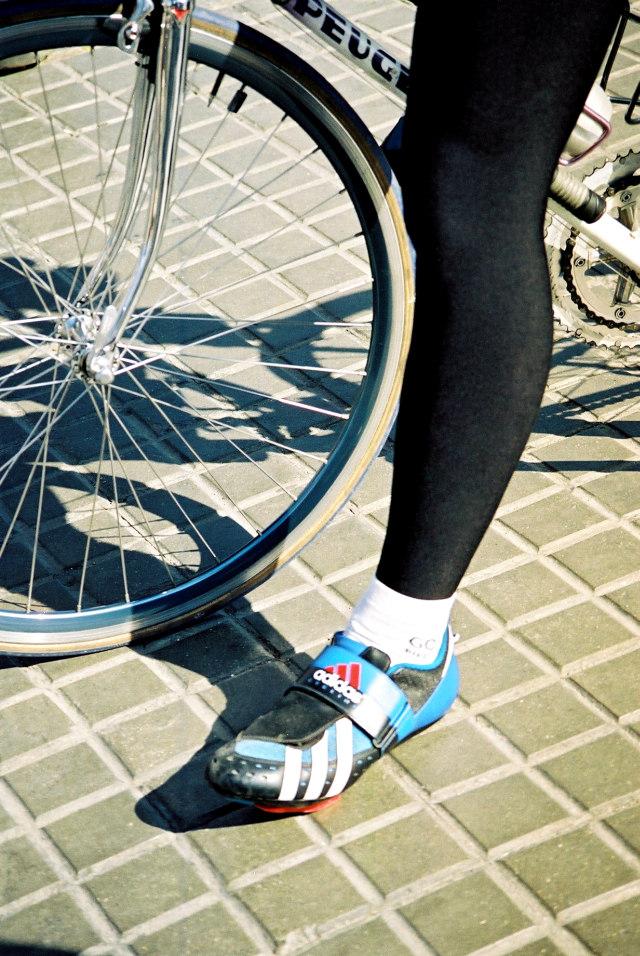 Entrenamiento ciclista quebrantahuesos, perico delgado, soplao y otras ma