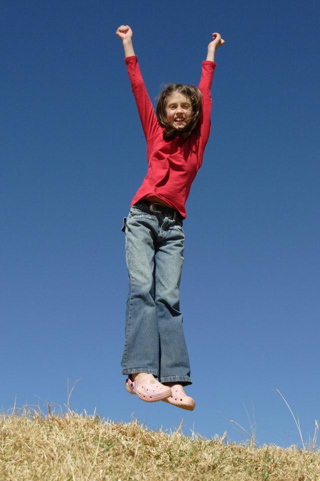 Haz ejercicio en el presente para ser feliz en el futuro. www.deporteysaludfisica.com  Fuente imagen www.sxc.hu 967503_75228256