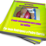 Tratamiento y entrenamiento de electroestimulación para la Condromalacia roguliana. Joan Rodríguez y Pedro García en https://www.electroestimulaciondeportiva.com