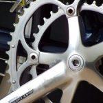 Entrenamiento de ciclismo. Plato grande o plato pequeño. Refoluciones o fuerza.