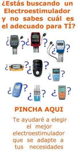 Que electroestimulacion necesitas en www.deporteysaludfisica.com