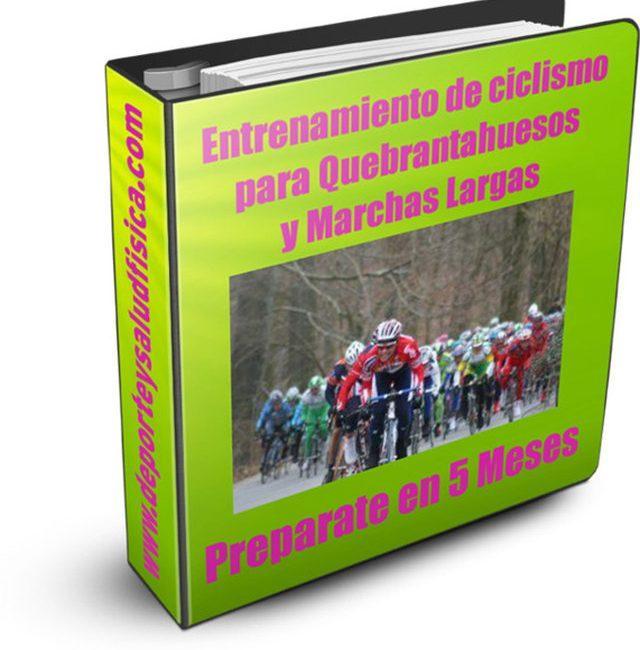 Entrenamiento quebrantahuesos ciclismo en www.deporteysaludfisica.com