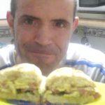 Bocata desayuno. Desayuna bien y activa el metabilismo para perder grasa. www.deporteysaludfisica.com
