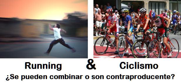 Correr a pie y ciclismo ¿Son contraproducentes?