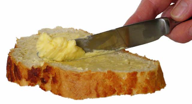 Margarina o mantequilla. Aprende cuál es la diferencia en https://www.deporteysaludfisica.com. Fuente imagen sxc.hu