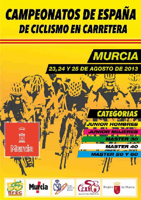 Campeonato de españa de ciclismo master