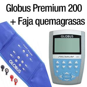 Globus Premium 200 + fast band