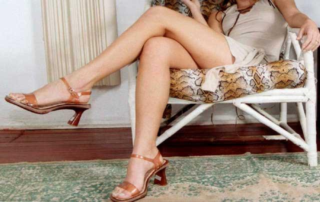 Piernas gordas. Consigue unas piernas delgadas y sexis. Fuente imagen sxc.hu