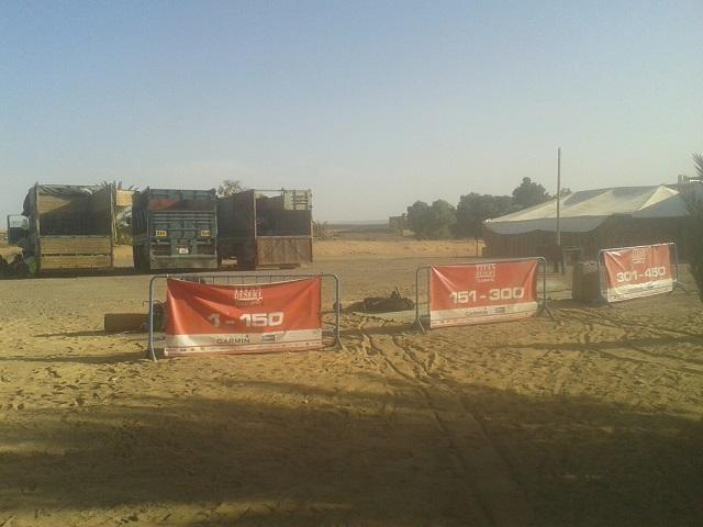 Camiones titan desert maleta