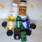 Entrenamiento invisibre vitaminas