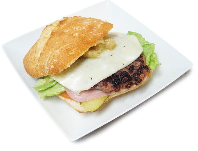 Perder peso comiendo hamburguesa