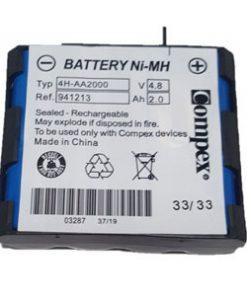 Bateria compex 2.0