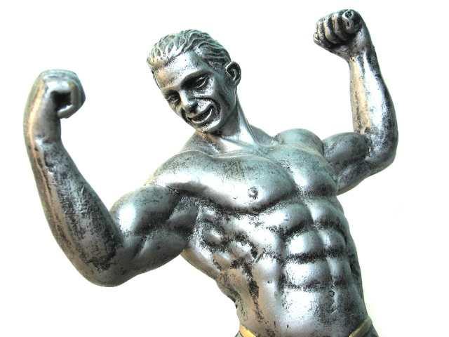 Pierde peso sin perder musculo