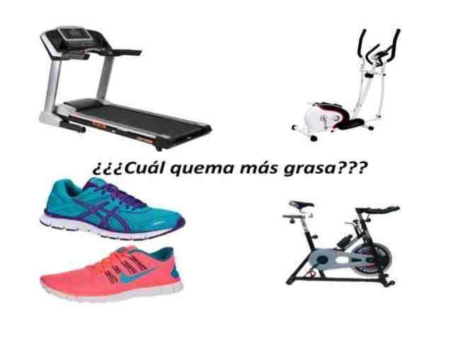 qué ejercicio quema mas grasa