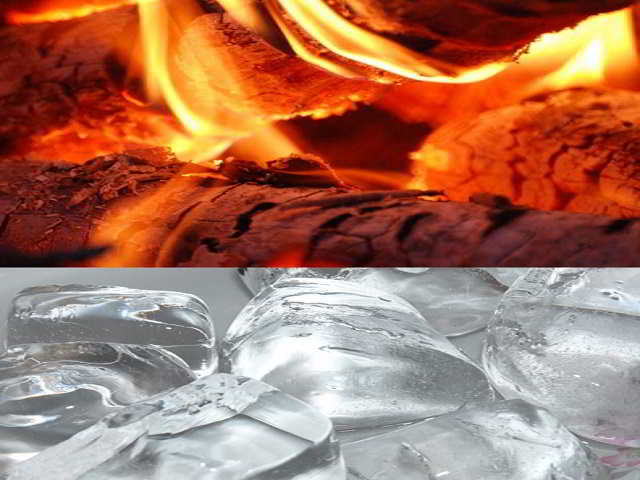 baños de contraste frío calor fuente imagen sxc.hu