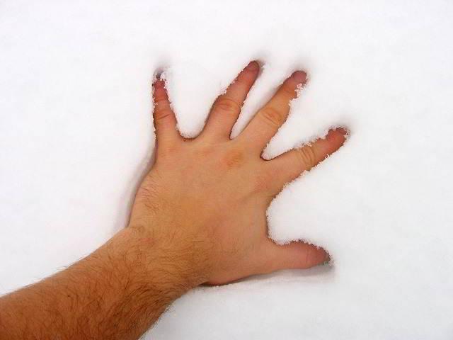 cuando aplicar frio y cuando calor en lesiones. Fuente imagen sxc.hu