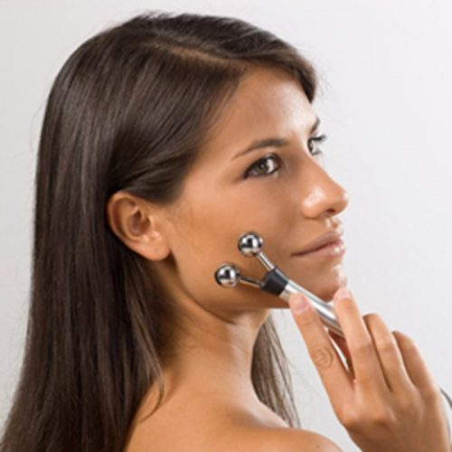 electroestimulación facial Gtrode globus