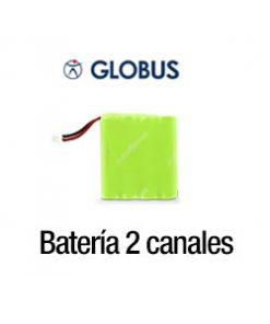 Bateria Globus 2 canales