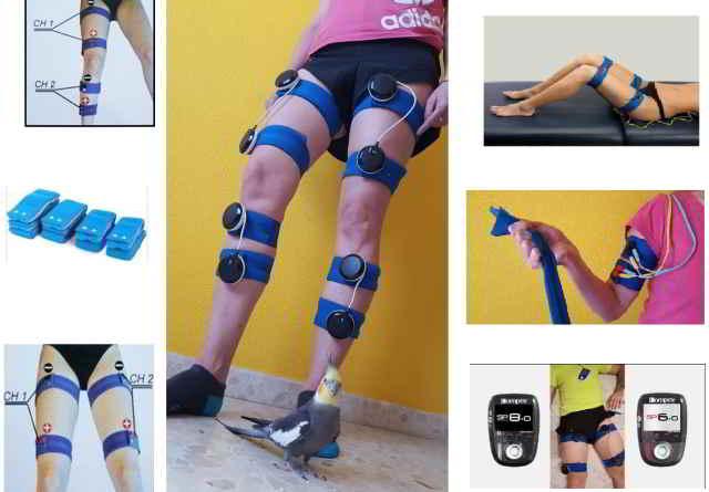 Tips sobre electroestimulación deporte y salud fisica