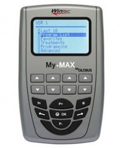 Electroestimulador globus My max