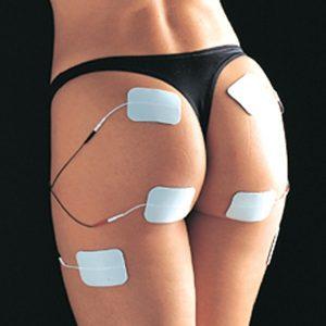 glúteos electroestimulación