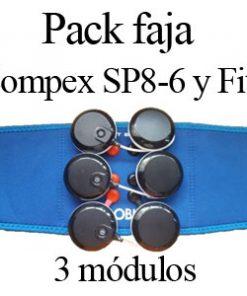 faja para tres modulos compex WS